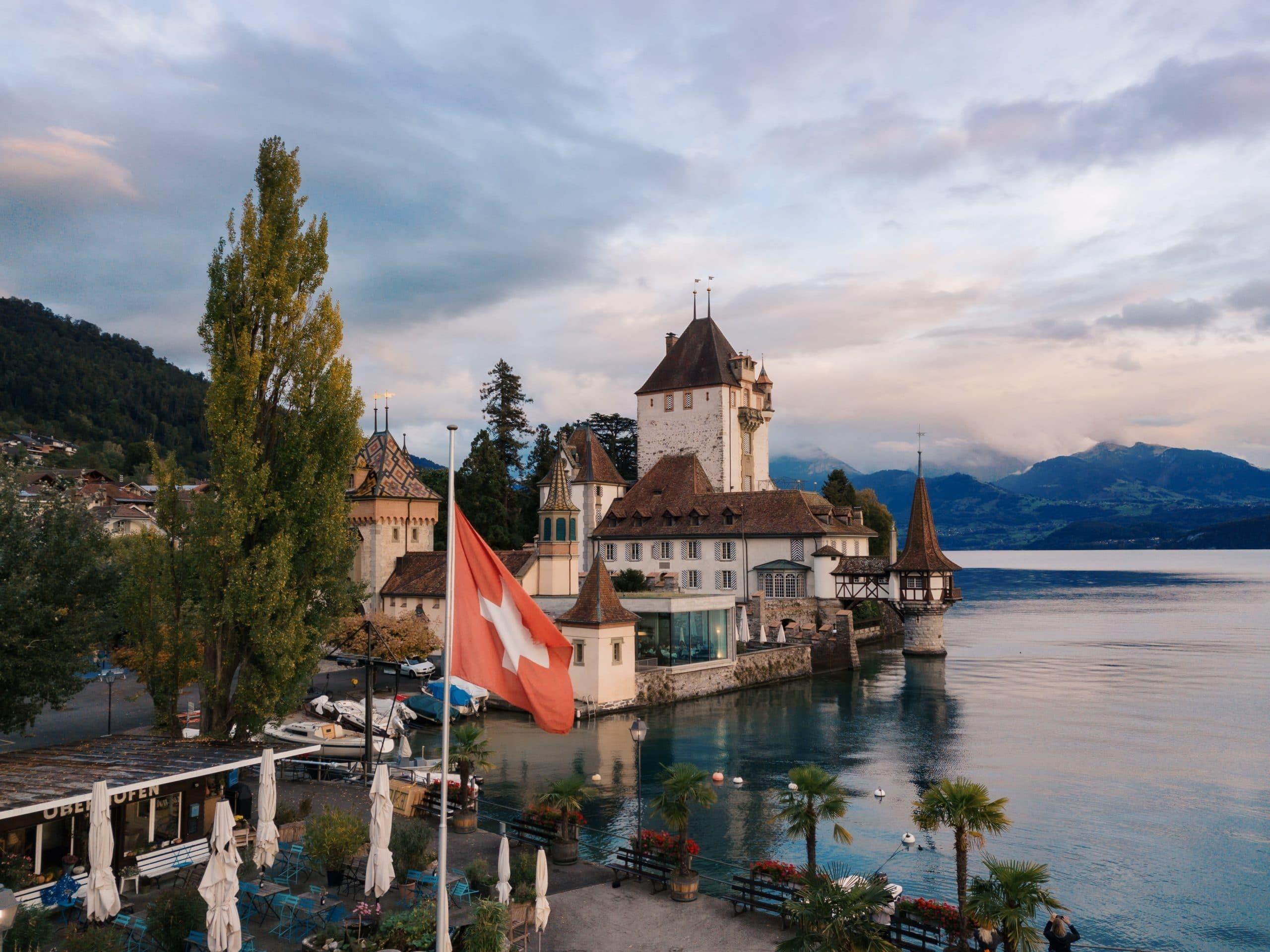Commune en suisse